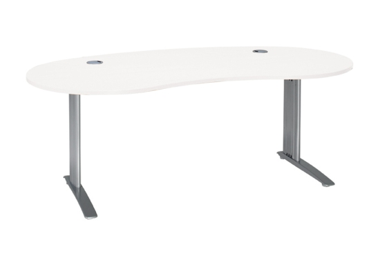 office furniture gibraltar pro-reflect-x5ckidney-white