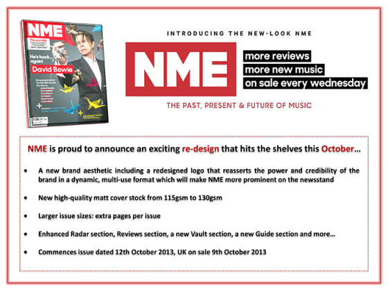 l sacarello NME-NEW-LOOK