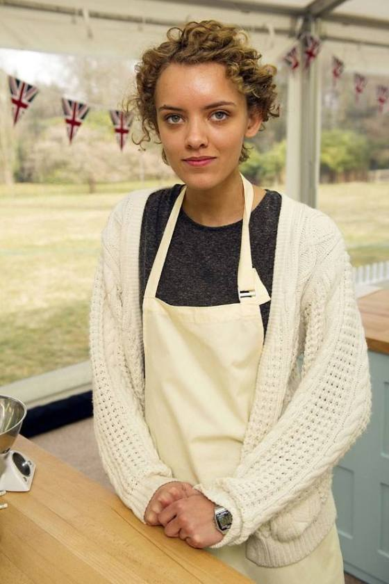 ruby tandoh & great british bake off