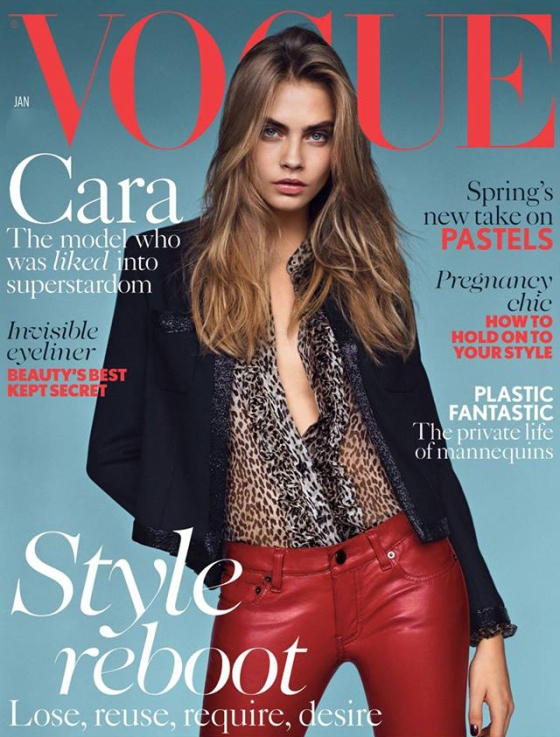 Love Magazines - British Vogue